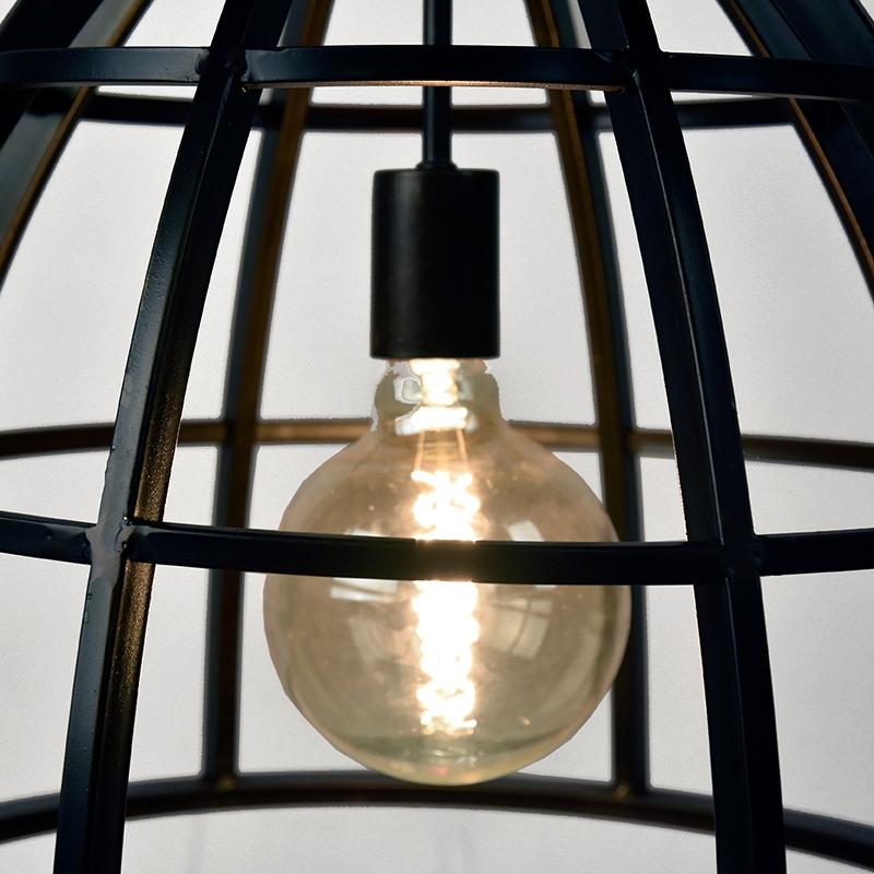 Label51 8211 Hanglamp Fuse 8211 Zwart 8211 47 Cm