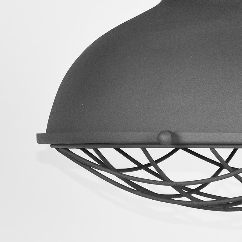 Label51 8211 Hanglamp Grid 8211 Grijs 8211 34 Cm