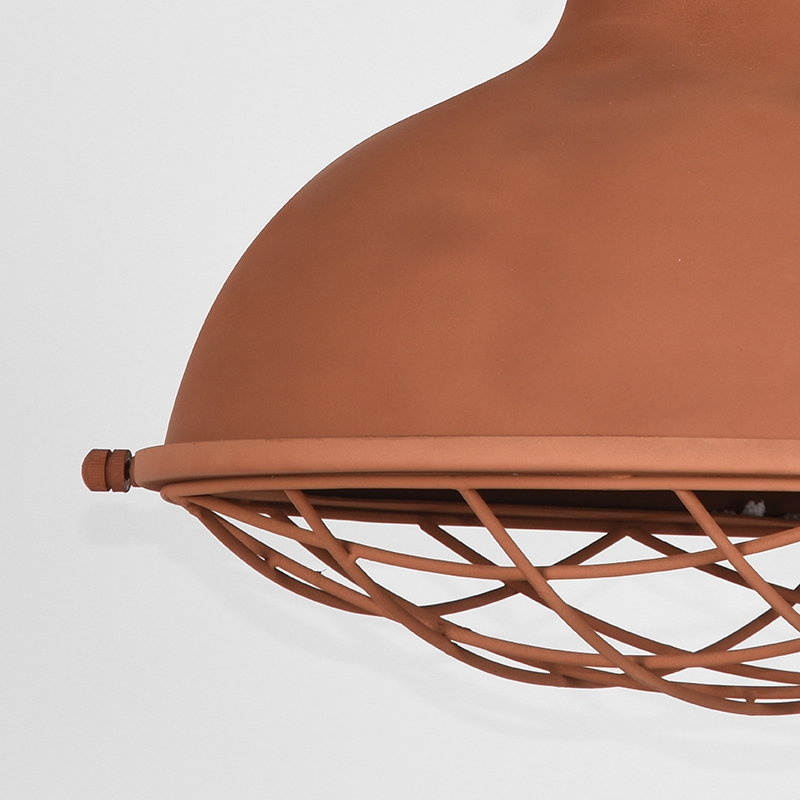 Label51 8211 Hanglamp Grid 8211 Rust 8211 34 Cm