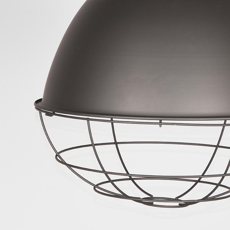 Label51 8211 Hanglamp Korf M 8211 Burned Steel