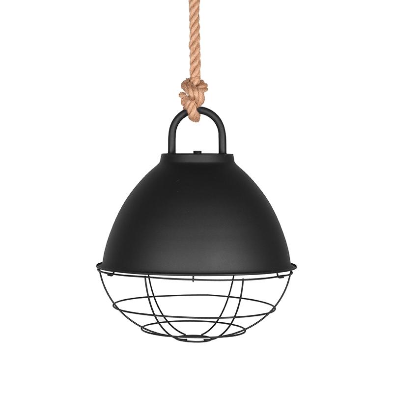 Label51 8211 Hanglamp Korf M 8211 Zwart