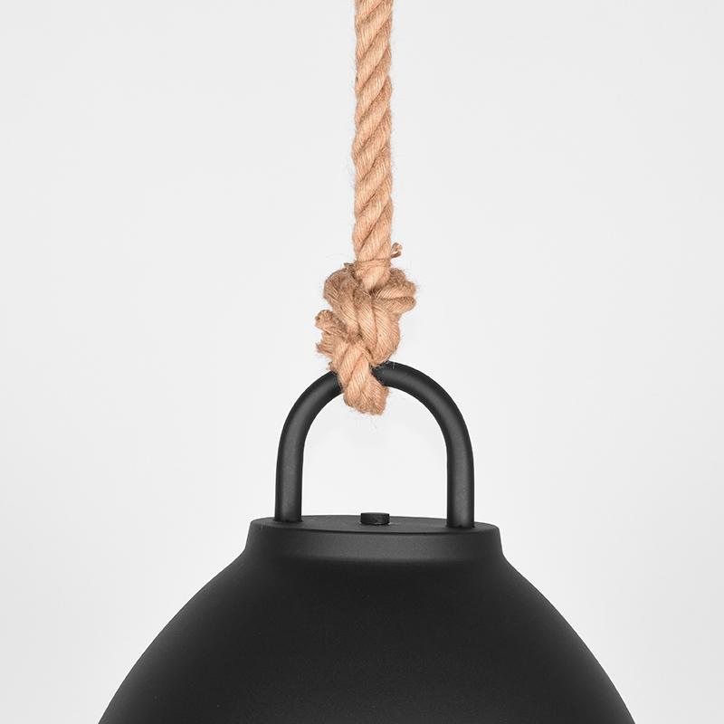 Label51 8211 Hanglamp Korf L 8211 Zwart