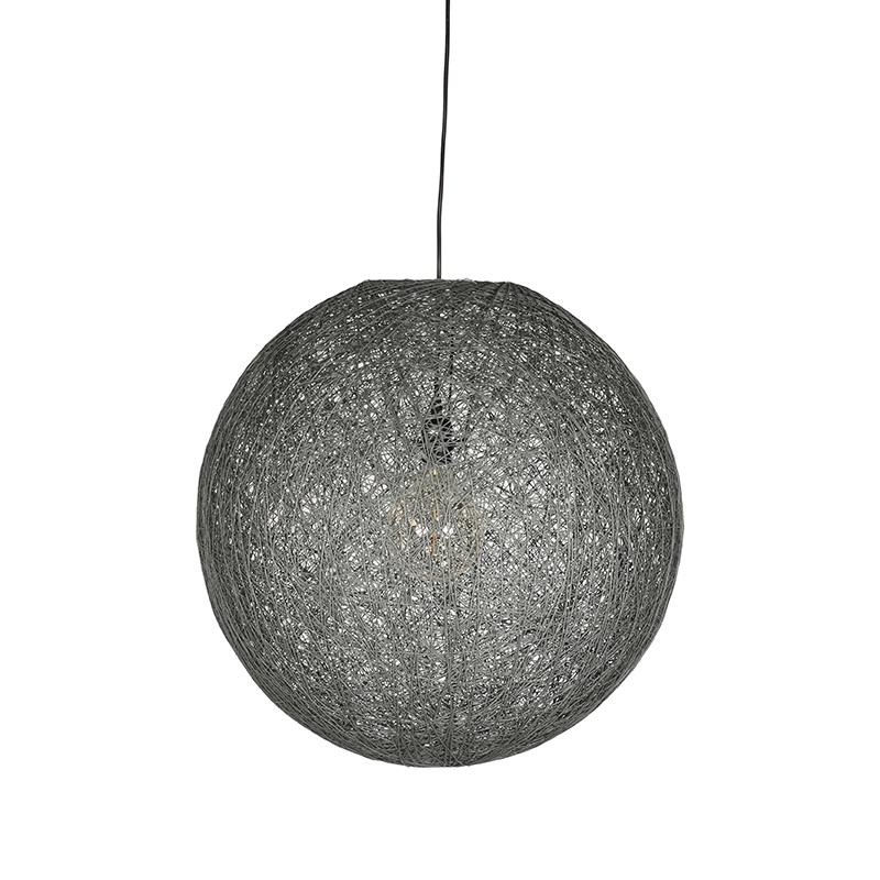 Label51 8211 Hanglamp Twist 8211 Grijs 8211 45 Cm 8211 L