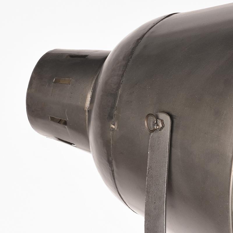 Vloerlamp Gaas Raw Iron Metaal 60x60x110 170 Detail 2