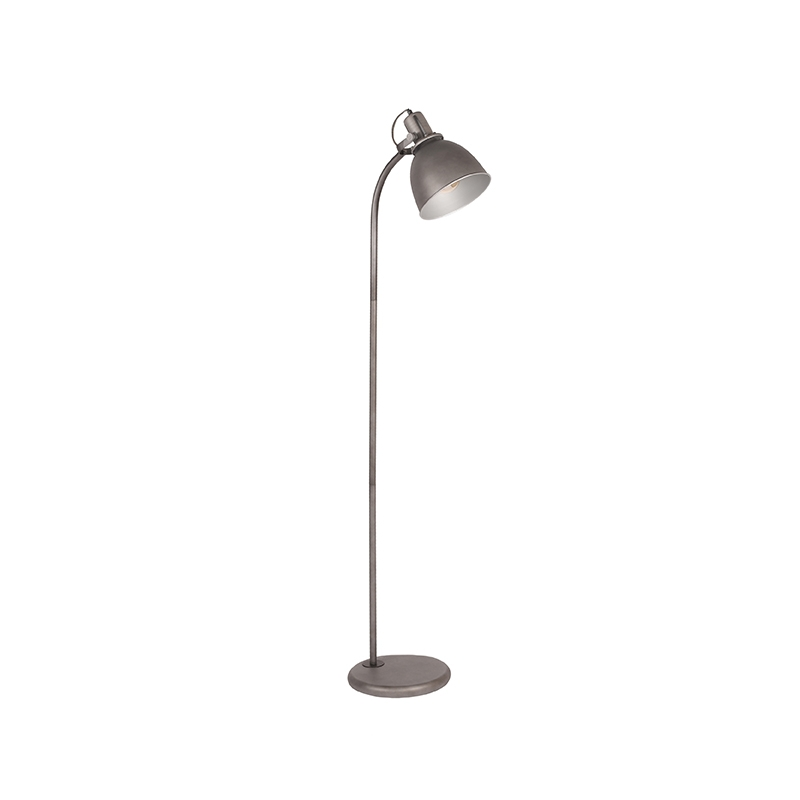 Label51 8211 Vloerlamp Spot 8211 Burned Steel