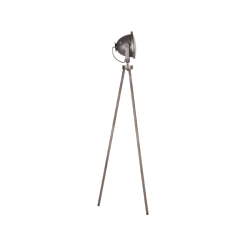 Label51 8211 Vloerlamp Tuk Tuk 8211 Burned Steel