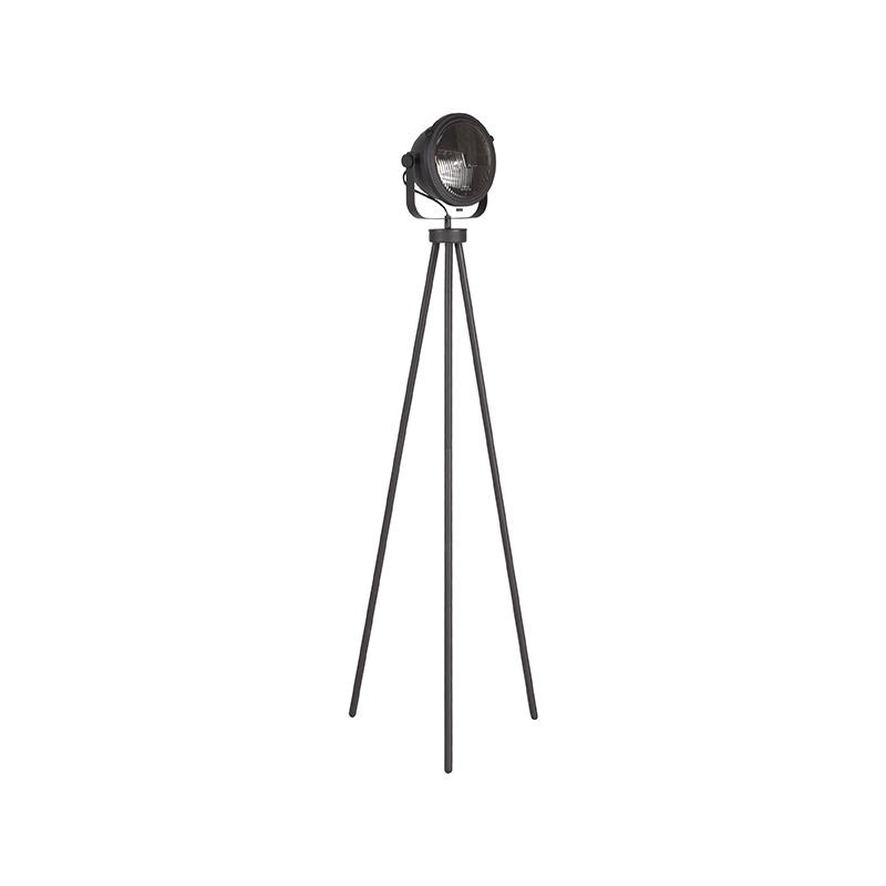 Label51 8211 Vloerlamp Tuk Tuk 8211 Zwart 8211 150 Cm
