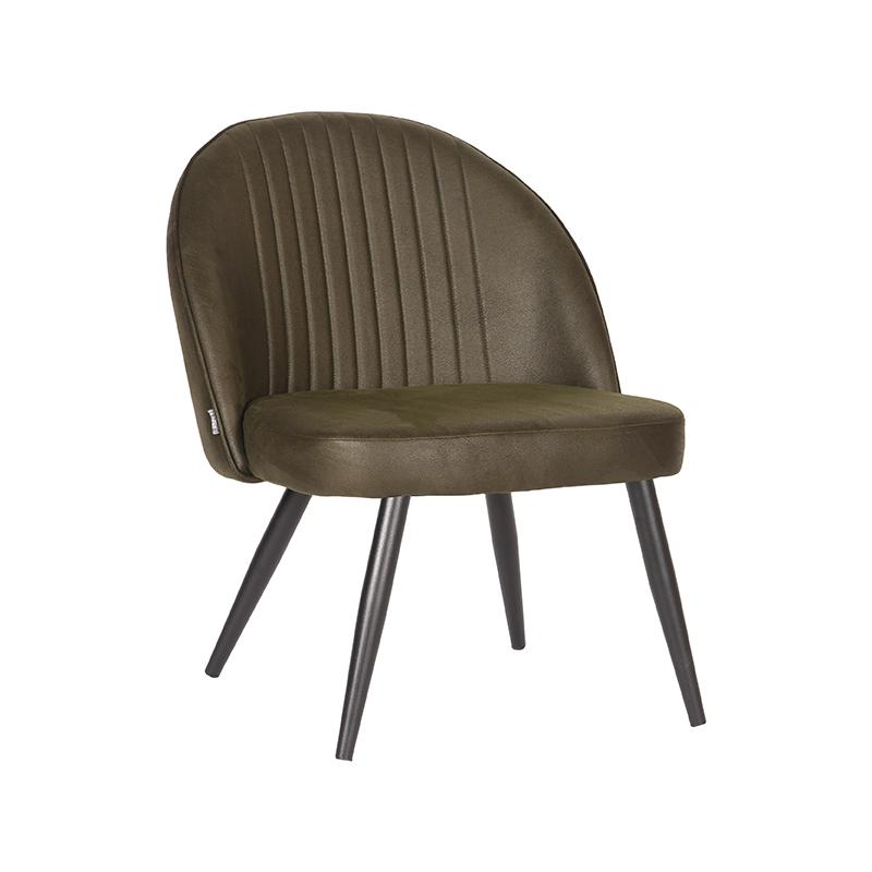 Label51 8211 Fauteuil Enzo Microvezel 8211 Army