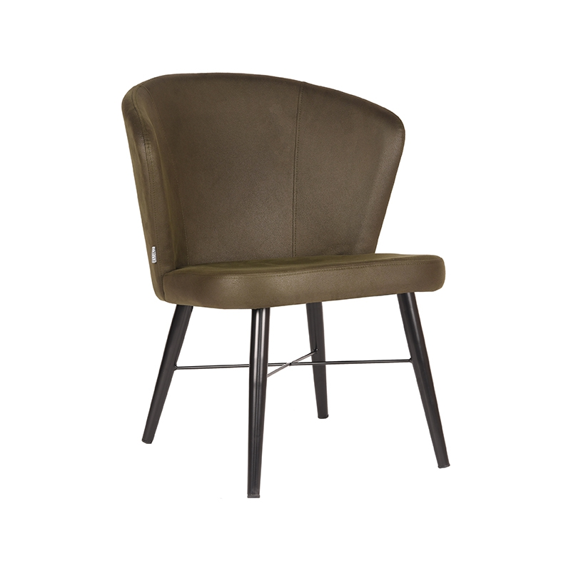 Label51 8211 Fauteuil Wave 8211 Microvezel 8211 Army