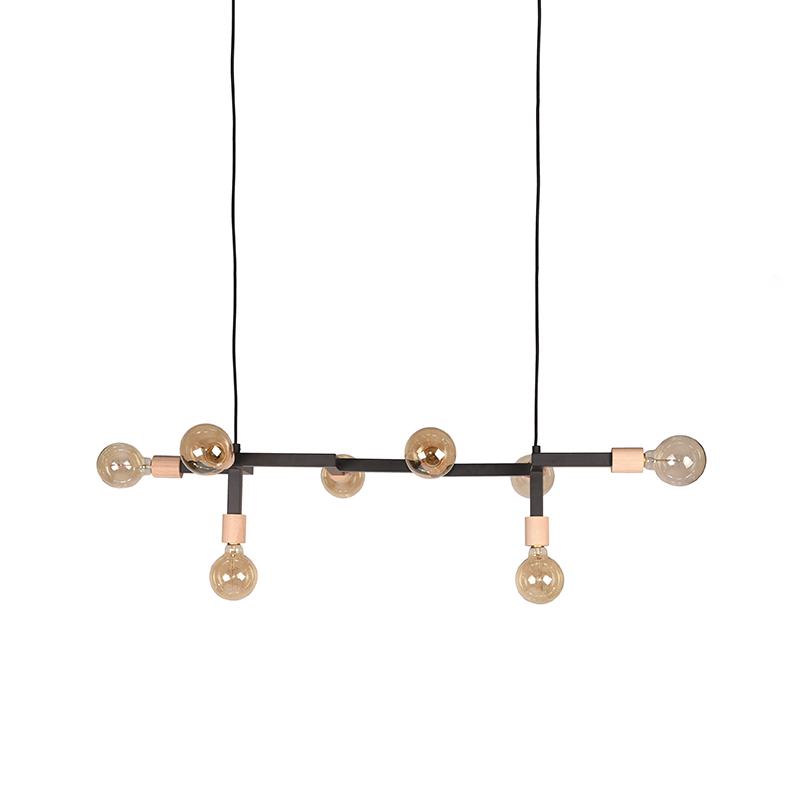 Label51 8211 Hanglamp Loco 8211 Zwart