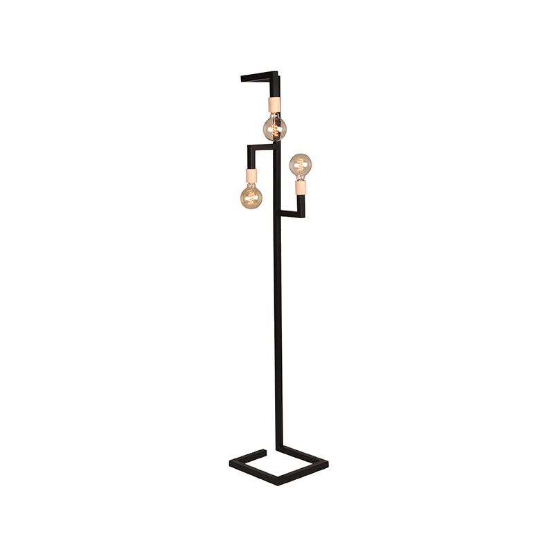 Label51 8211 Vloerlamp Loco 8211 Zwart