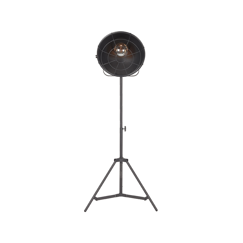 Label51 8211 Vloerlamp Max 8211 Zwart