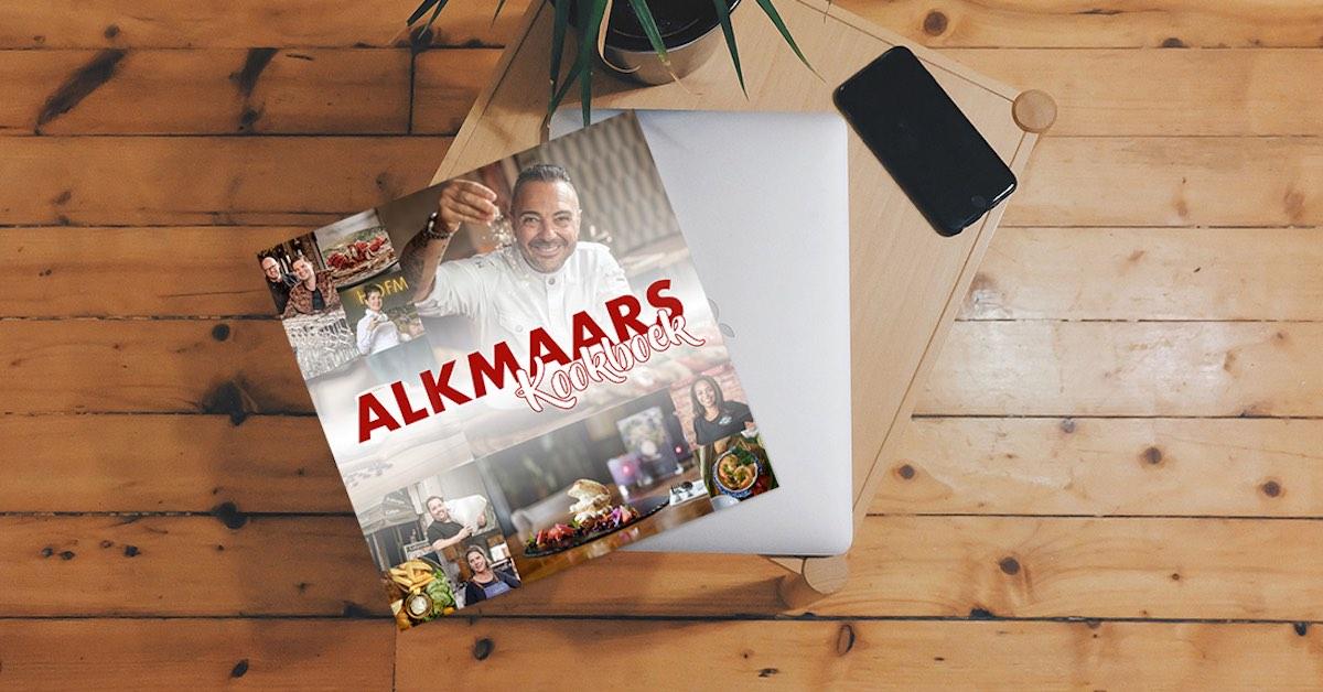Alkmaars Kookboek Cover Tafel