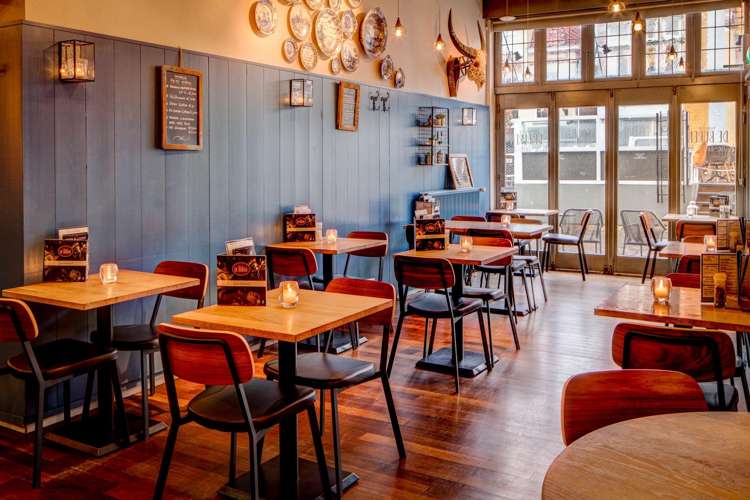 Online bestellen restaurant de Buren