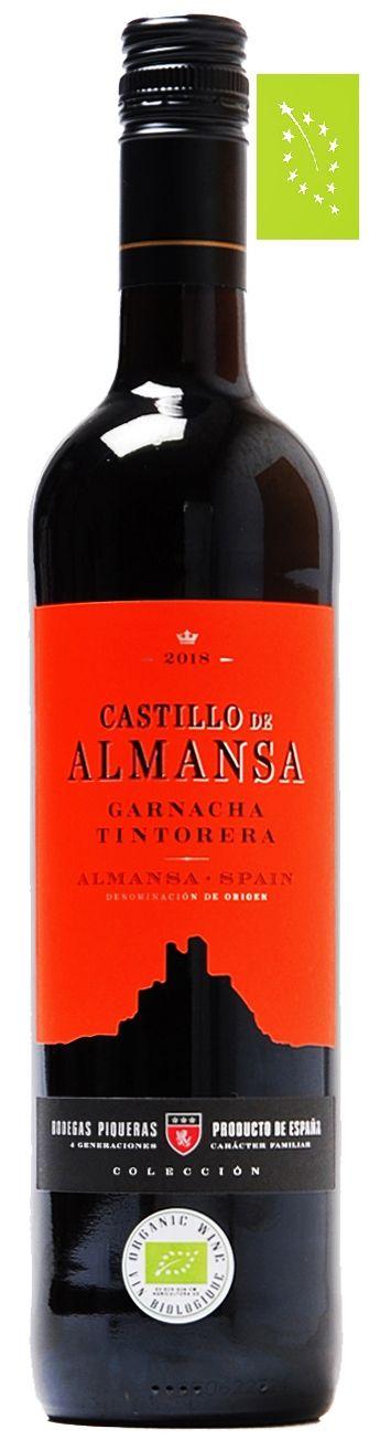 Castillo Almansa Rood