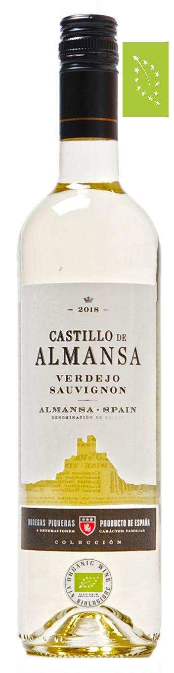 Castillo Almansa Wit