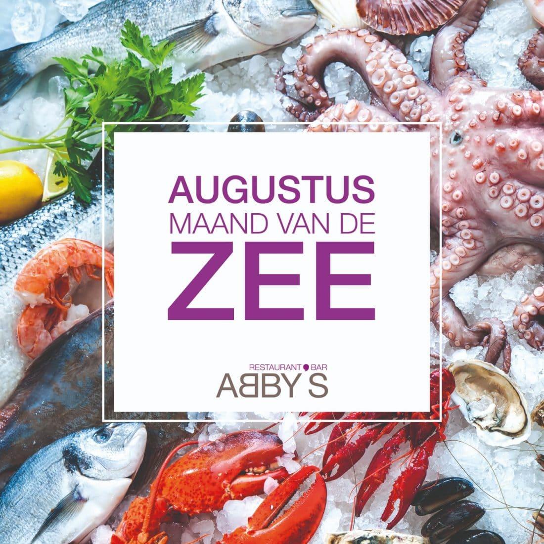 Abby's Restaurant Alkmaar Maand van de Zee