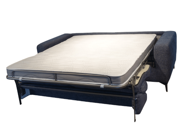 Lisbona sofa bed with fold-out bed