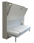 Wall bed Double wall bed bunk bed