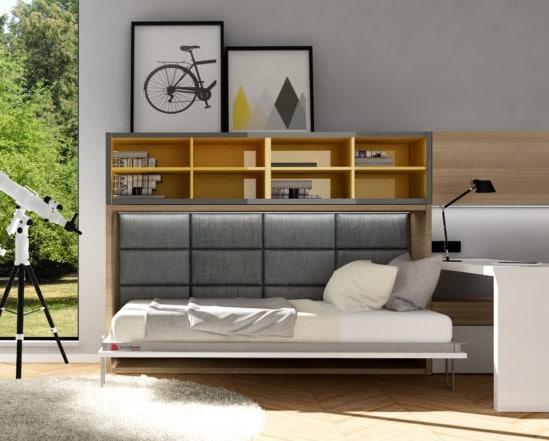 Wall bed Easy Horizontal 1 2