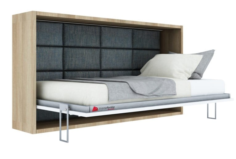 Wall bed Easy Horizontal 1 Open2 2
