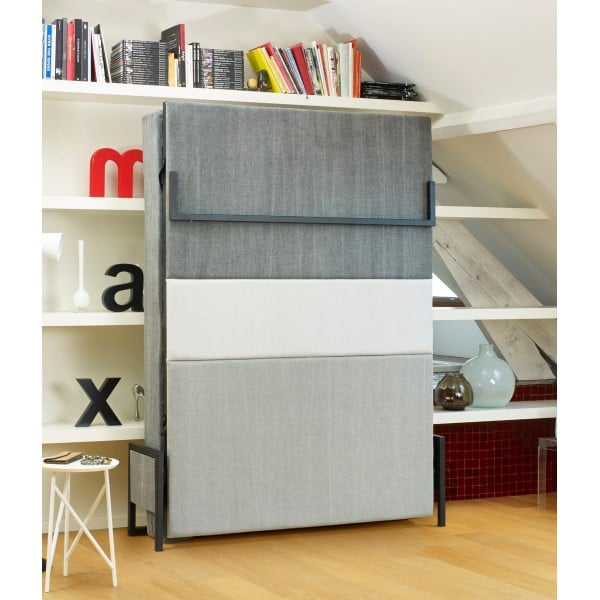 Cubed + with upholstered front in 3 colors