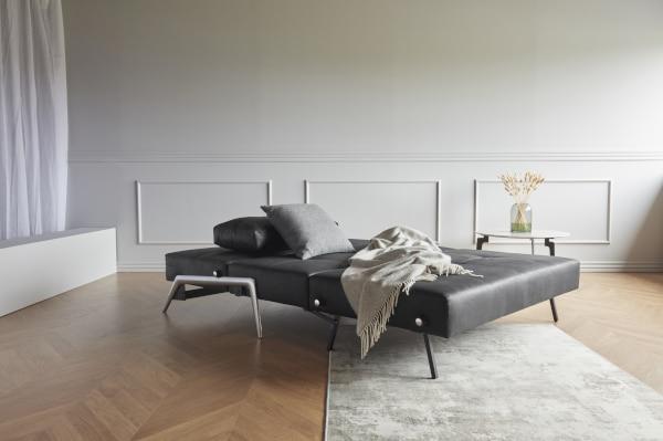 Cubed Alu Sofa Bed 550 E1