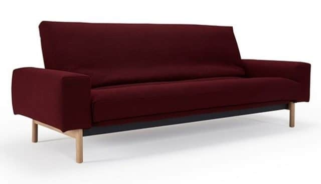 Sofa bed Mimer as a sofa