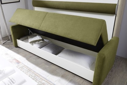 Storage Space In Bench Space 2
