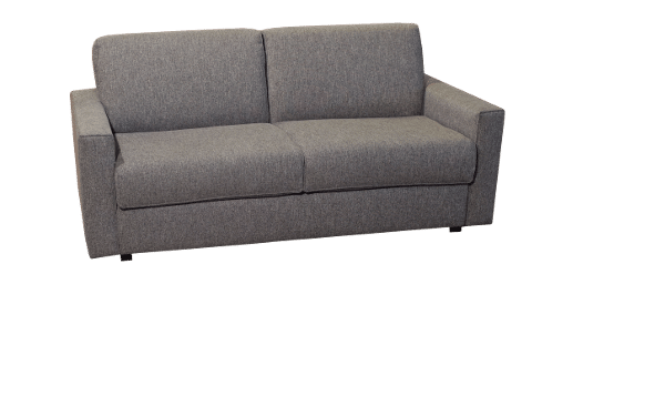 Sofa bed Brooklyn 140 Gray 1 0