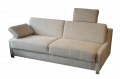 The Fiona sofa bed is here with 2 arm pillows in our showroom
