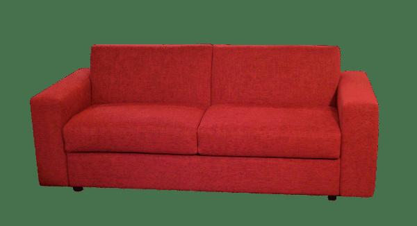 Sofa bed Genoa depicted as a sofa