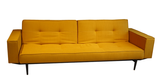 Sofa bed Split Back with arms Sharp