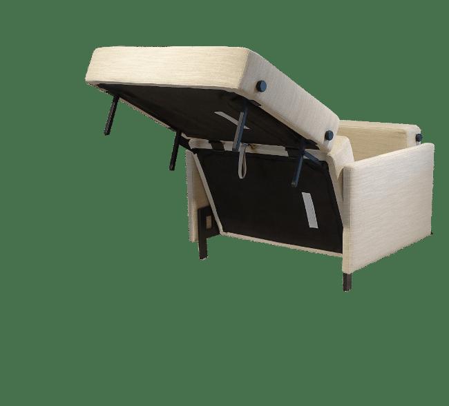 Sleeping chair Cubed 90 4