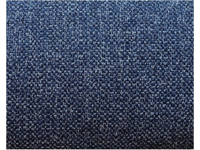 Ciro blue fabric for the Marnix sofa bed