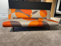 Sofa bed Unfurl with a cheerful upholstery