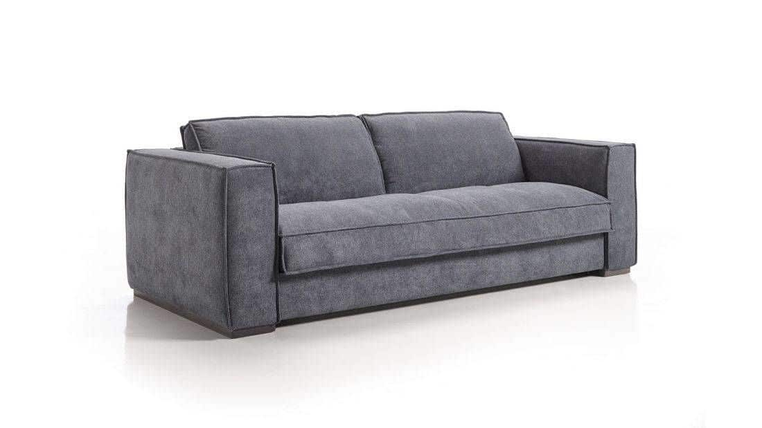 Sofa bed Balbo with pleasant soft seat
