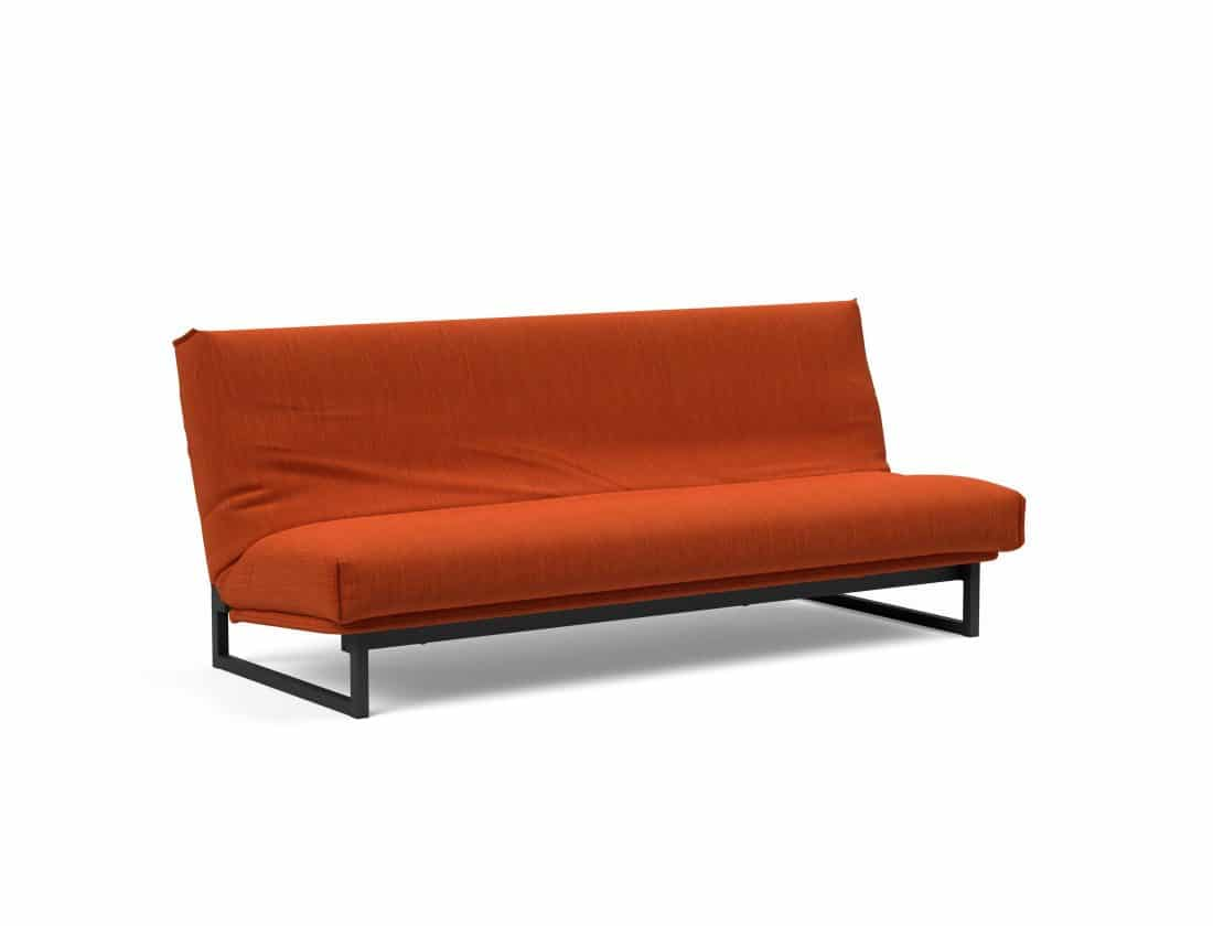 Sofa bed Fraction in the sofa position