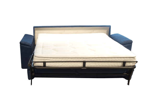 Sofa bed Box with fold-out bed