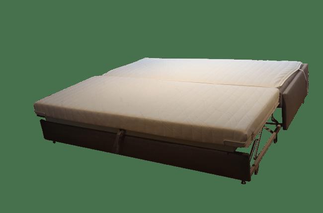Slaapbank Maxxi-Zoom met één groot bed