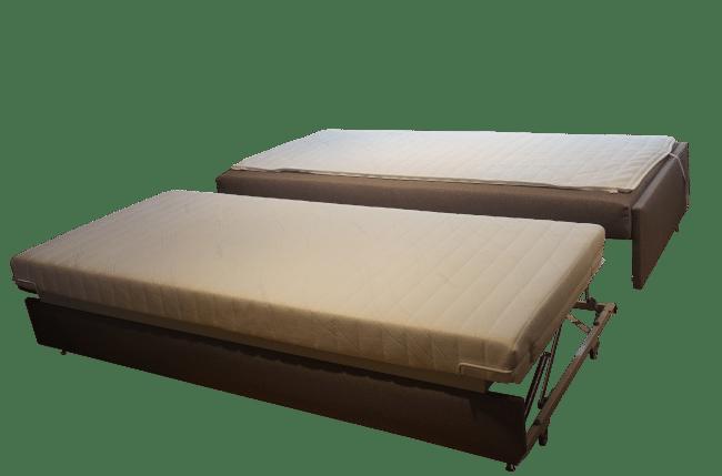 Slaapbank Maxxi-Zoom met twee gescheiden bedden