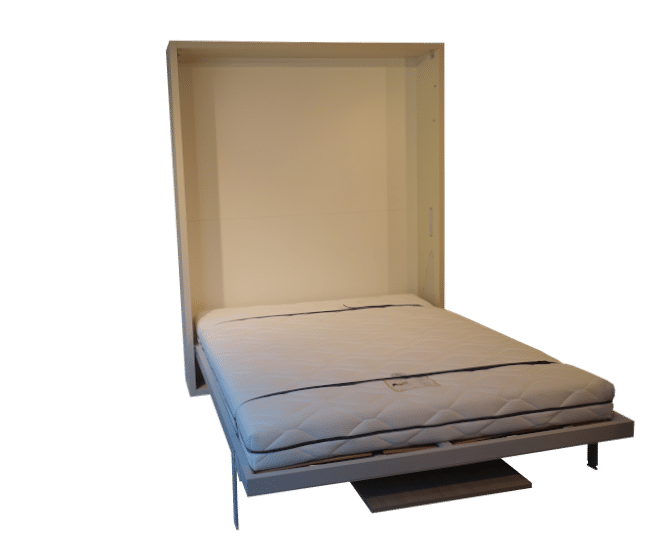 Wall bed penelope Dining unfolded as a bed