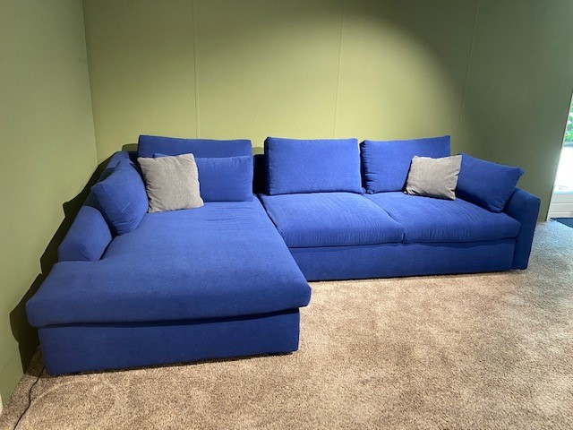 Showroommodel Slaapbank Mithos Met Longchair