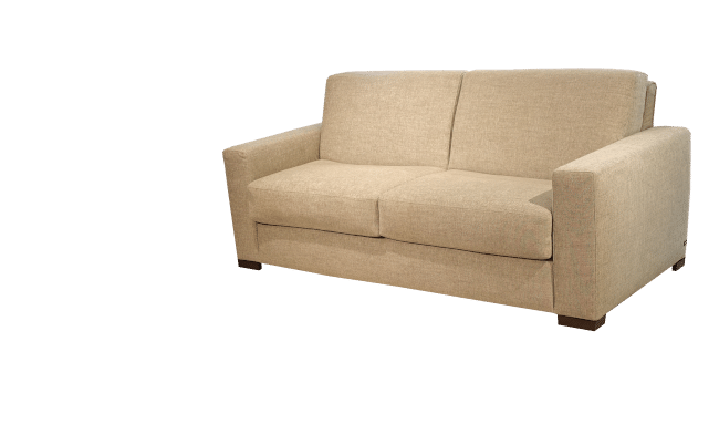 Sofa bed Magnum in the sofa position has a pleasant seating comfort