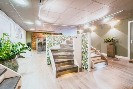 interieurtrends,showroom stairz traprenovatie