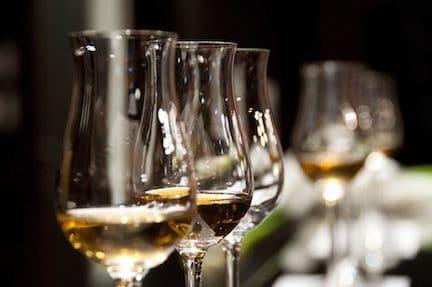 puro event,wijnglazen