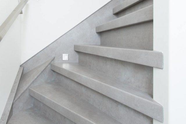 beton look trap