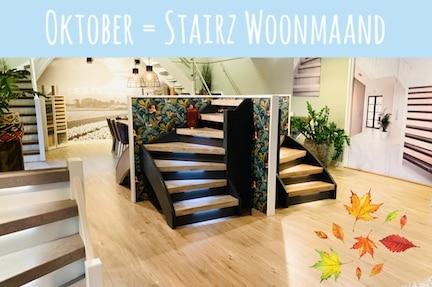Woonmaand Stairz Traprenovatie Oktober Woonmaand Kl