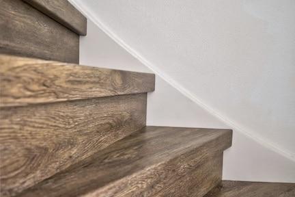 eiken houten trap,eiken houten traprenovatie,autumn oak trap,stairz traprenovatie