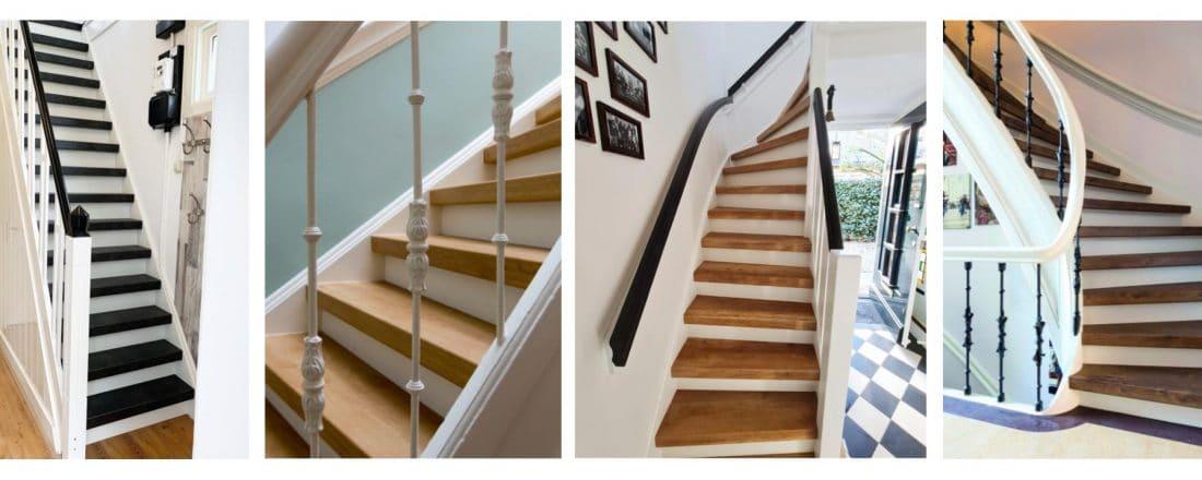 jaren 30 trap renoveren,oude trap opknappen,traprenovatie jaren 30 trap,jaren 30 woning,traprenovatie oude trap,stairz traprenovatie
